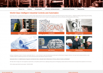 Automation Now - New Website