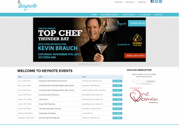 Keynote Events - Home Page